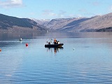Skinny Dip, Loch Fyne