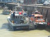 Channel Diver at Port en Bessin
