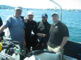 Bill, Bob, Derek and Chris